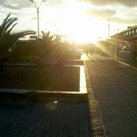 Photo taken at Transmilenio: Marsella by Jefferson R. on 9/4/2012