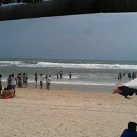 Photo taken at St Anthony Beach Shack by Vaibhav L. on 7/14/2012