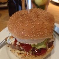 Photo taken at Gourmet Burger Kitchen by Roisin H. on 7/19/2012