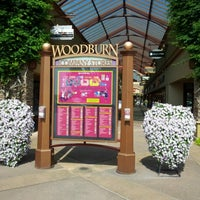 Photo taken at Woodburn Premium Outlets by Woon Loong on 8/11/2012