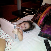 Photo taken at Grand Inn Hotel by Piyanart J. on 5/21/2012