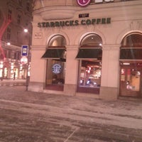 Photo taken at Starbucks by Yigit Mert S. on 2/8/2012