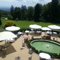 Photo taken at Falkenstein Grand Kempinski Hotel by Sven B. on 6/23/2012