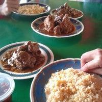 Photo taken at Nasi Baryani Mohd Shah by Fakhruddin A. on 2/18/2012
