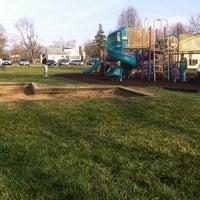 Photo taken at Shullgate Park by John B. on 3/15/2012