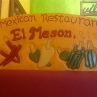 Photo taken at El Meson by Travis M. on 3/27/2012