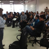 Photo taken at Terra Networks Colombia by Lucho S. on 4/24/2012