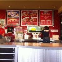 Photo taken at Raising Cane's by Wade C. on 4/7/2012