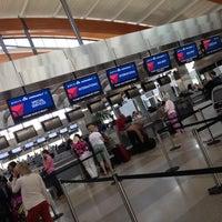 Photo taken at RDU - Terminal 2 by Mark S. on 4/5/2012