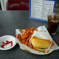 Photo taken at Johnny Rockets by DRIVEN 1. on 4/18/2012