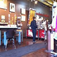 Photo taken at Modern Dwellers Chocolate Lounge by Patty R. on 4/7/2012