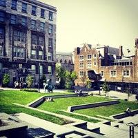 Photo taken at McGill University by Jennifer L. on 5/18/2012