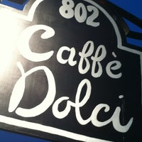 Photo taken at Dolci Bakery by Christopher R. on 5/28/2012