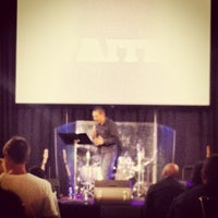 Photo taken at Planetshakers City Church Cape Town by Jason S. on 2/12/2012