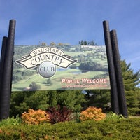 Photo taken at Waushara Country Club by Brian W. on 5/2/2012