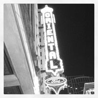 Photo taken at Oriental Theatre by Jeff M. on 2/12/2012