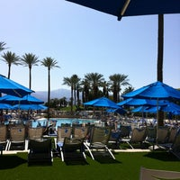 Photo taken at JW Marriott Oasis Bar And Grille by Sandi R. on 2/26/2012