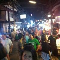 Photo taken at Fisherman's Village Walking Street by Kaka I. on 3/30/2012