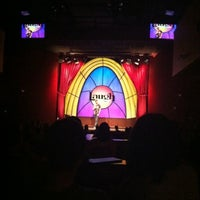 Photo taken at Laugh Factory by Liz C. on 7/27/2012