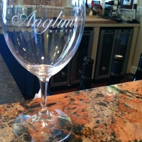 Photo taken at Anglim Winery by Mollie on 8/19/2012
