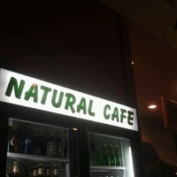 Photo taken at Natural Cafe by Mae W. on 2/19/2012