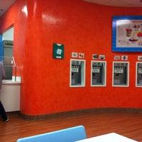 Photo taken at NuYo Frozen Yogurt by Eric F. on 5/27/2012
