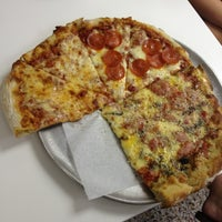 Photo taken at Aiello's Pizza by Sukanta N. on 7/7/2012