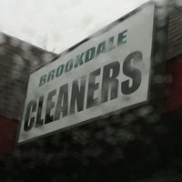 Photo taken at Brookdale Dry Cleaners Inc by Glenn H. on 2/24/2012