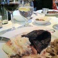 Photo taken at Mac's Steakhouse by Jillian G. on 4/29/2012