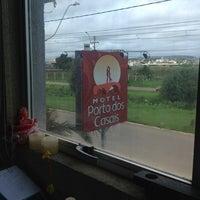 Photo taken at Motel Porto dos Casais by Manoela M. on 8/29/2012