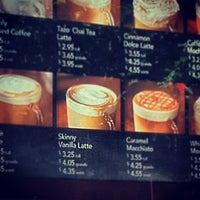 Photo taken at Starbucks by Rashida J. on 4/23/2012