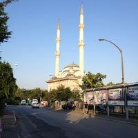 Photo taken at Haydarpaşa Camii by Erdem A. on 7/17/2012