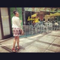 Photo taken at Lemonade MOCA by James N. on 6/28/2012