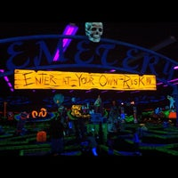 Photo taken at Monster Mini Golf by Rev C. on 7/1/2012