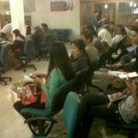 Photo taken at KPP Pratama Pangkal Pinang by Dessysca L. on 3/19/2012