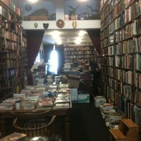 Photo taken at Owl & Company Bookstore by Beth B. on 7/13/2012