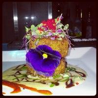 Photo taken at Altus Cafe by Leslie O. on 6/20/2012