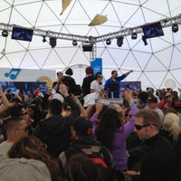 Photo taken at Club #Ultrabook Hosted by Intel @sfoutsidelands by Moises B. on 8/13/2012