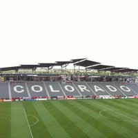 Photo taken at Dick's Sporting Goods Park by Rachel S. on 6/30/2012