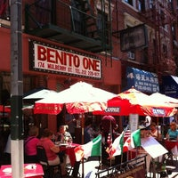 Photo taken at Benito One by Breno S. on 6/16/2012