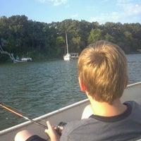 Photo taken at Lake Koronis by Dan S. on 9/2/2012