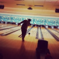 Photo taken at Park Tavern Bowling & Entertainment by Emma V. on 2/15/2012