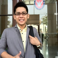 Photo taken at Royal Thai Embassy by Weerid T. on 3/15/2012