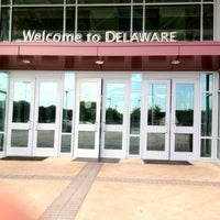 Photo taken at Delaware House Travel Plaza by Isabel on 8/29/2012