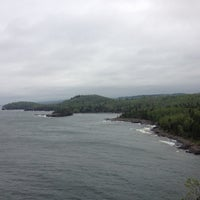 Photo taken at Split Rock Lighthouse by Rahul S. on 5/27/2012