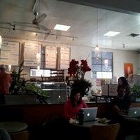 Photo taken at Urban Grind by Sarah N. on 4/3/2012