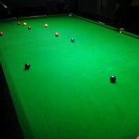 Photo taken at Club 11 Snooker & Pool by Faizal M. on 4/18/2012