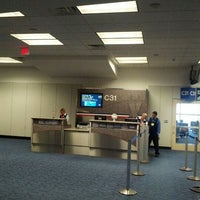 Photo taken at Gate C31 by Amber G. on 6/2/2012