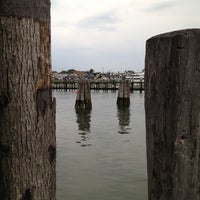 Photo taken at Shelter Island North Ferry - Greenport Terminal by Michelle R. on 6/22/2012