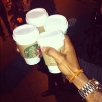 Photo taken at Starbucks by Eric C. on 3/28/2012